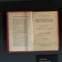 Libro de Robert Houdin