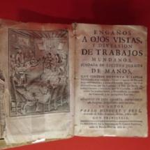 Libro de magia del siglo XVIII