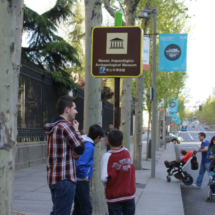 Visitamos el Museo Arqueológico Nacional