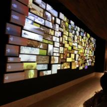Detalle de la exposición del Museo Arqueológico Nacional