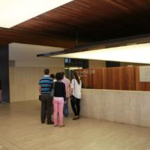 Recepción del Museo Arqueológico Nacional