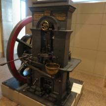 Máquina para fabricar dinero