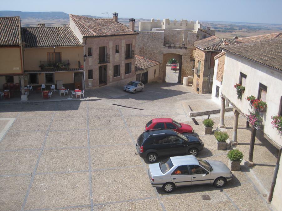 Plaza del Arcipreste de Hita