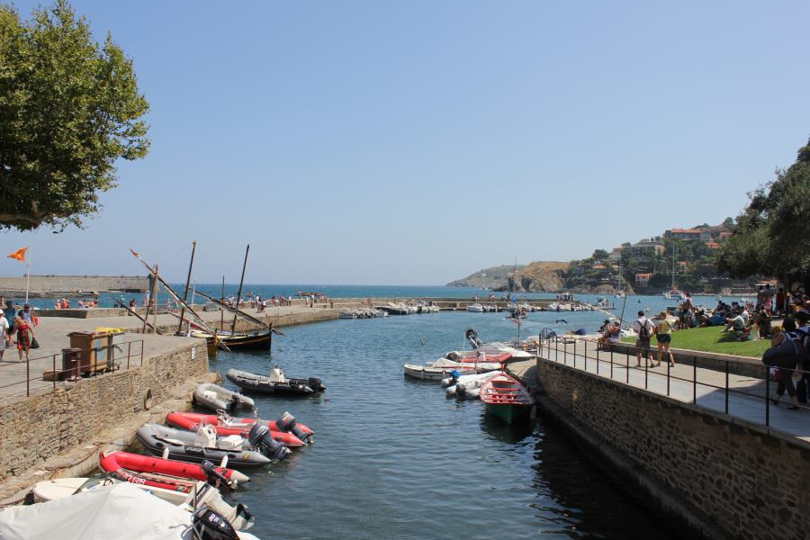Puerto de Collioure