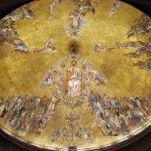 Cúpula de la Basílica del Valle de los Caídos