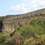 El Pont du Gard, el gran acueducto del sur de Francia
