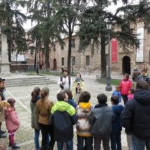 Visita guiada y teatralizada a Alcalá de Henares