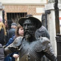 Estatua de Don Quijote