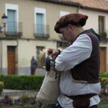 Uno de los personajes de 'La Historia en historias'