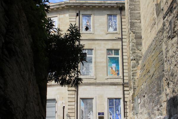 Calles de Avignon