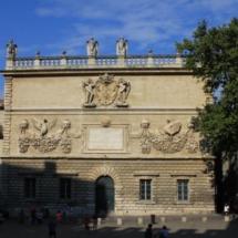 Casa de las Monedas de Avignon
