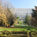 Un paseo por los Jardines del Campo del Moro, en Madrid