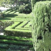 Laberinto de los Jardines de Sabatini