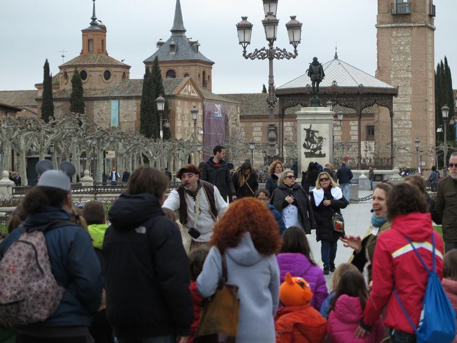 Plaza Cervantes