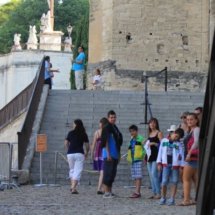 Plaza de los Papas