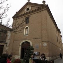 Plaza el Padre Lecanda