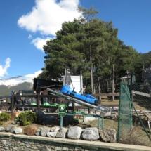 Atracción Tobotronc, en Naturlandia, Andorra