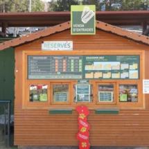 Taquillas de Naturlandia, en Andorra