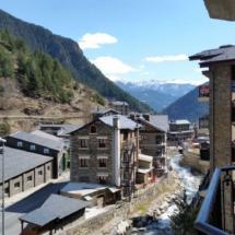 Vistas desde el hotel Princesa Parc