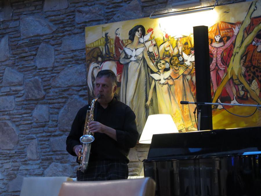 El hotel Princesa Parc ofrece música en directo a diario