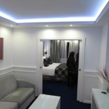 Habitaciones comunicadas del hotel Princesa Parc