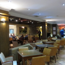 Salón del hotel Princesa Parc de Andorra