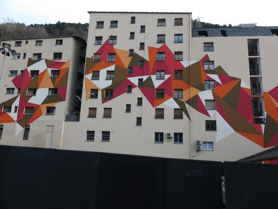 Entorno del Museo Thyssen Andorra