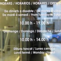 Horarios del Museo Thyssen Andorra