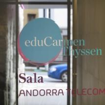El Museo Thyssen Andorra también tiene actividades educativas