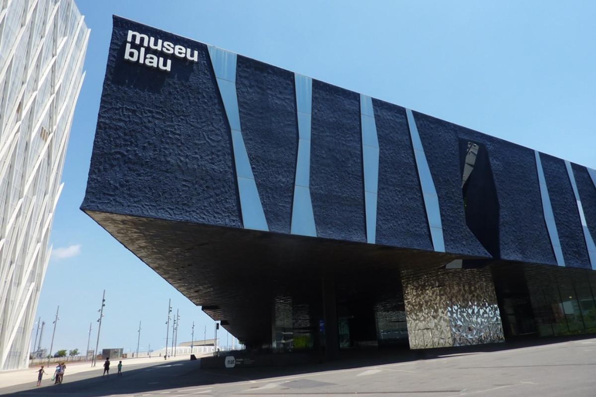 Museo de Ciencias Naturales de Barcelona, Museu Blau