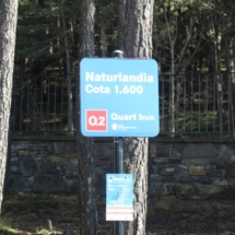 Instalaciones de Naturlandia, el parque temático de Andorra