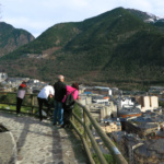 Un paseo con vistas a Andorra la Vella