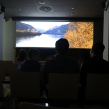 Audiovisual del Museo del Puerto Fluvial de Zaragoza