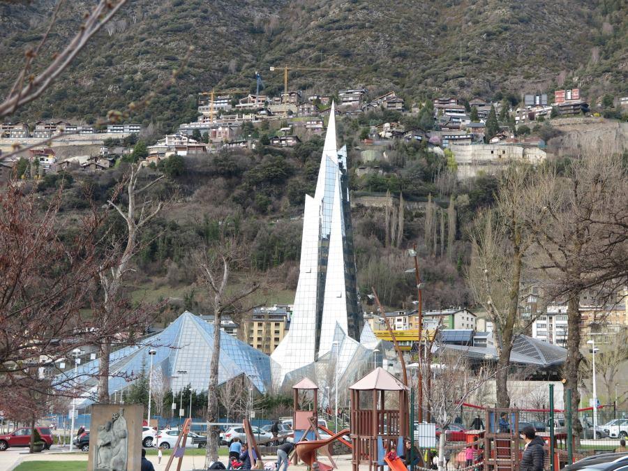 Torre de Caldea