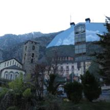 Centro histórico de Andorra la Vella