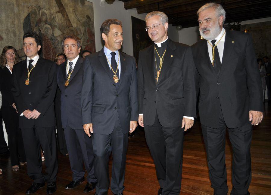 Andorra tiene dos regentes... y ningún príncipe ;)