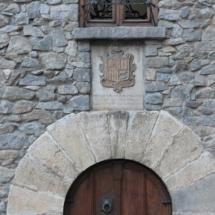 escudo casa la vall