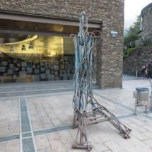 escultura andorra la vella