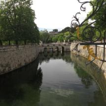 Jardines de la Fontaine de Nîmes