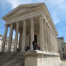Maison Carrée, en Nîmes