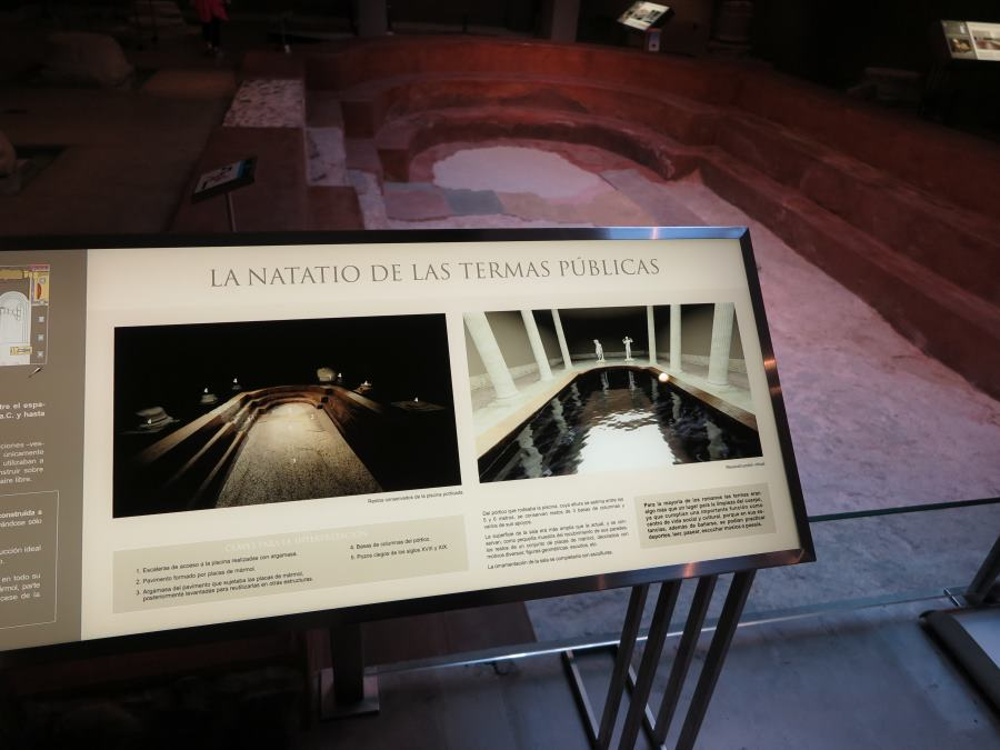 Los 4 puntos de la ruta romana de zaragoza o cesaraugusta for Alojamiento zaragoza con ninos