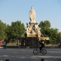 Plaza de Nîmes