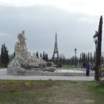 Parque Europa (Torrejón de Ardoz): los monumentos europeos, en pequeño