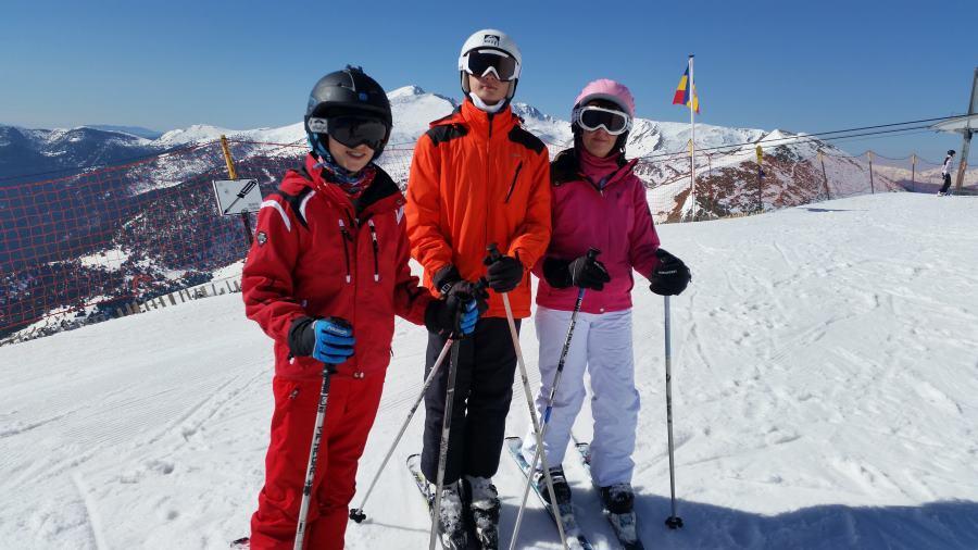 Andorra cuenta con dos grandes estaciones de esquí