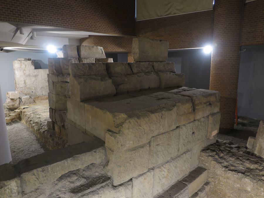 Retos del Puerto Fluvial romano de Zaragoza