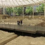 Los 4 puntos de la ruta romana de Zaragoza o Cesaraugusta