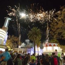 El Parque Warner celebra su 15º aniversario en 2017