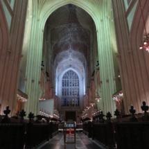 Abadía de Bath: nave