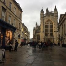 Termas y abadía de Bath