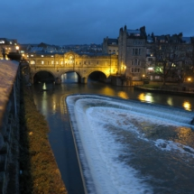 Puente de Pulteney de Bath